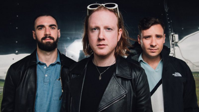 Two Door Cinema Club Join Us For A Backstage Chat