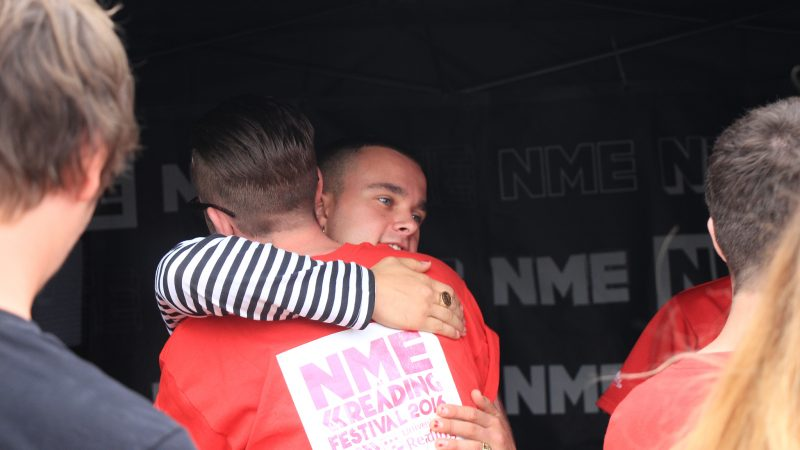 Slaves: Talking Punk, Politics, Grime, Gender And Eastenders Backstage At Reading