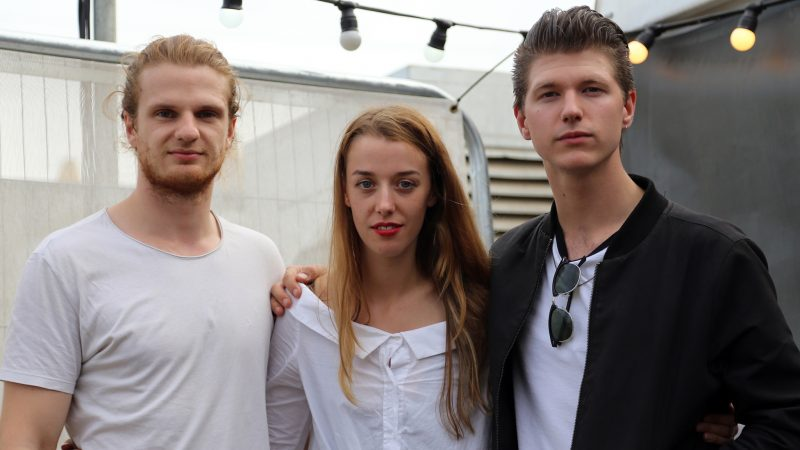 Getting To Know Red Hot New Band Arctic Lake