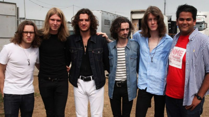 Blossoms Chat About Reading, Topping The Chart, And Their Big Tour