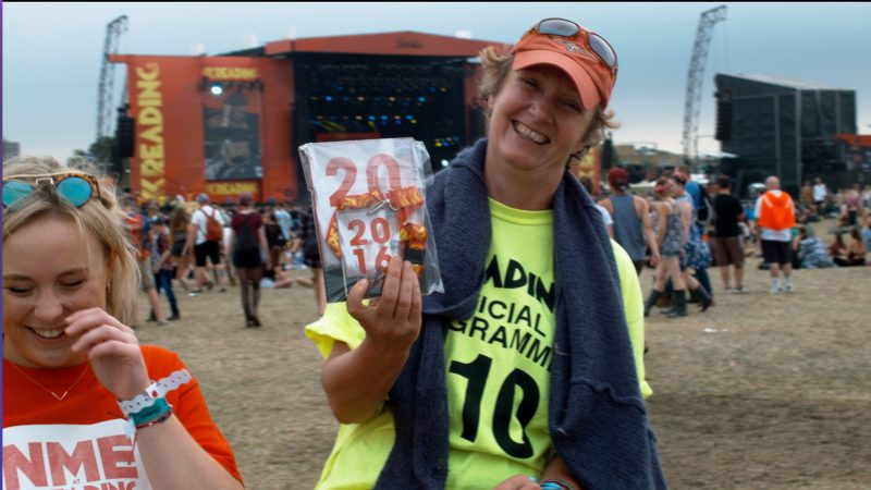 Meet The Unsung Heroes Of Reading Festival