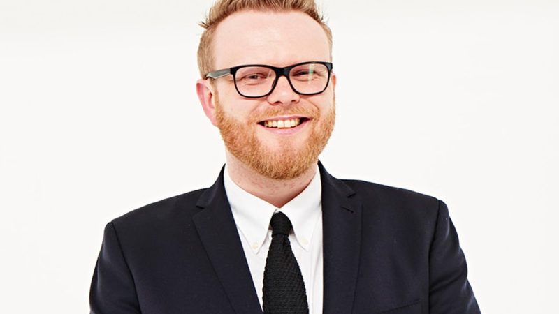 Huw Stephens On The Thrill Of Compering Reading Festival, And His Radio 1 Career