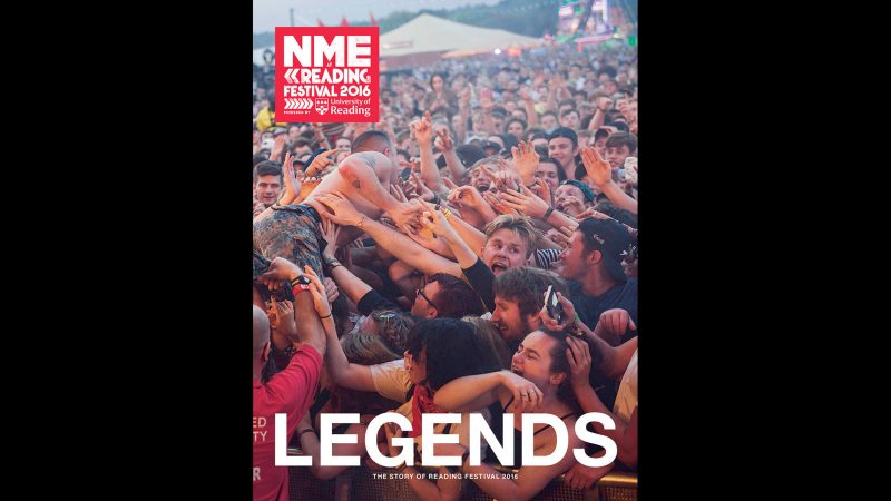 Legends. The Reading Festival Review By Reading Uni Students And NME