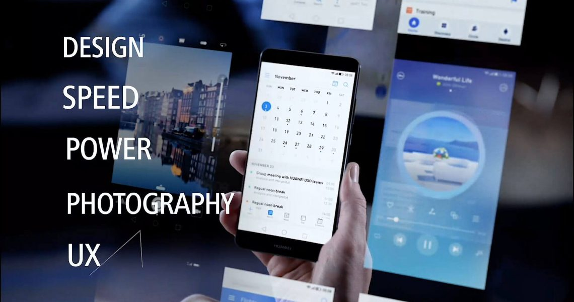 Design Speed Power Photography UX