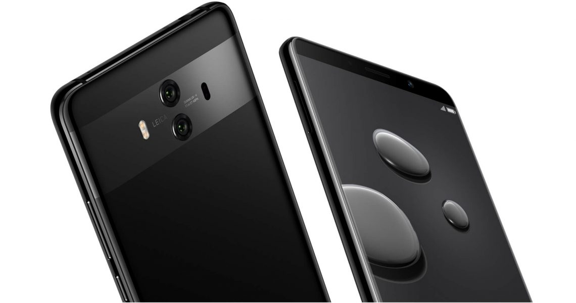 Black Display Hero phone